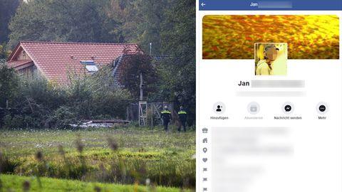Hof in den Niederlanden; Facebook-Profil