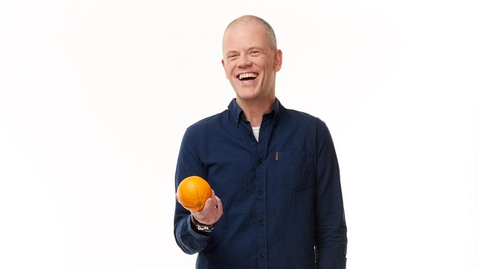 Norwegens bekanntester Komiker:Are Kalvø