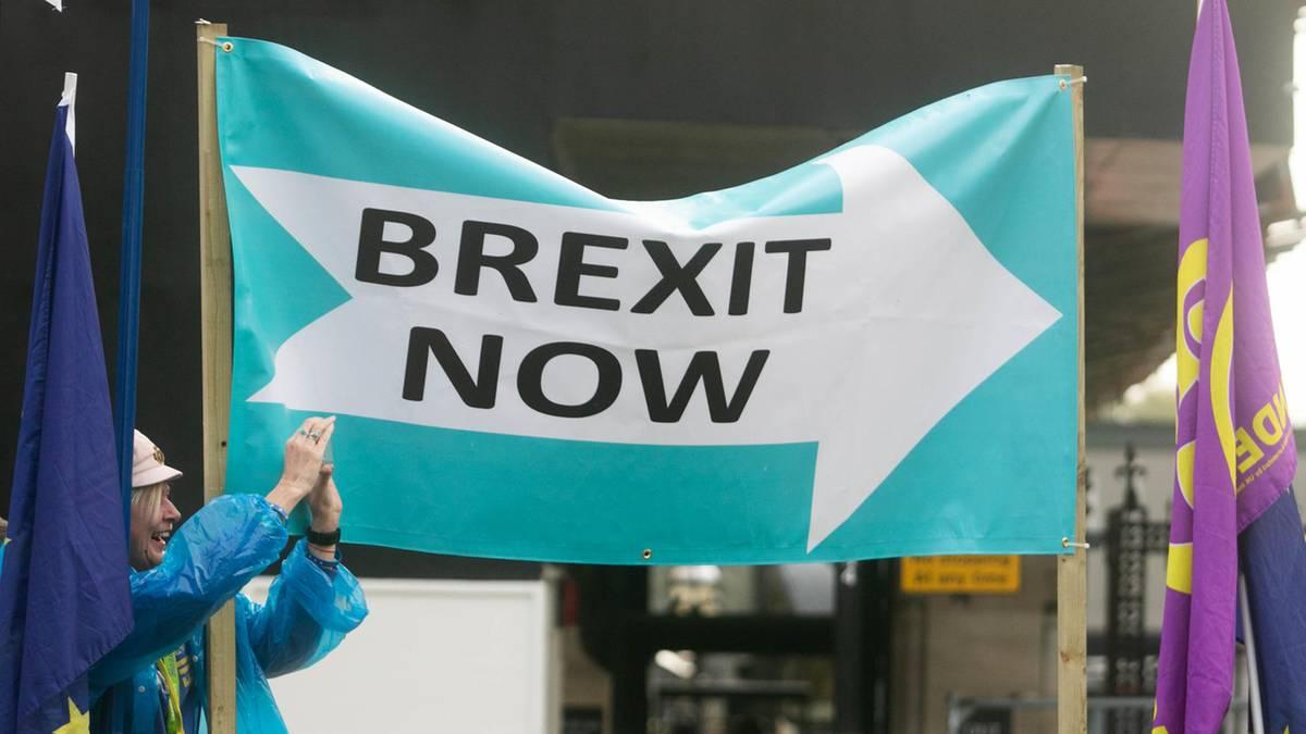 EU-Gipfel: Showdown in Brüssel: Gelingt nun der Durchbruch im Brexit-Geschacher?