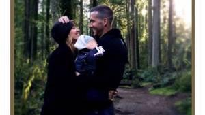 Vip-News: Ryan Reynolds und Blake Lively zeigen ihr Neugeborenes - und er verrät das Geschlecht