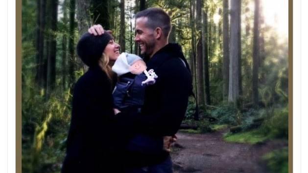 Leute von heute: Ryan Reynolds und Blake Lively zeigen ihr Neugeborenes – und er verrät das Geschlecht