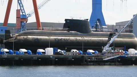 Rüstungsexporte in die Türkei: U-Boote der Klasse 214