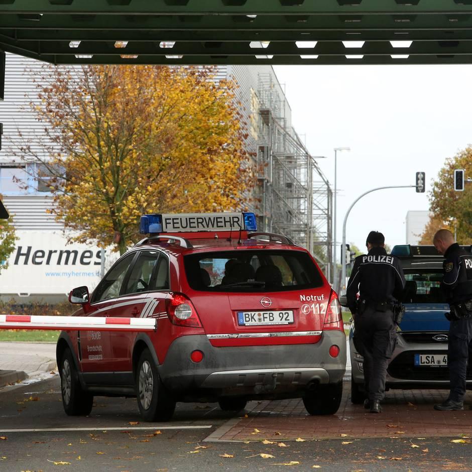 News von heute: Obduktion ergibt: Arbeiter des Paketdienstes Hermes starben natürlichen Todes
