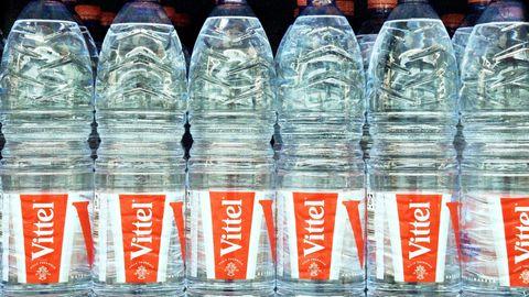 Nestlé Waters wird umgebaut
