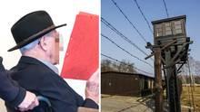 Der 93-jährige in Hamburg Angeklagte; KZ Stutthof