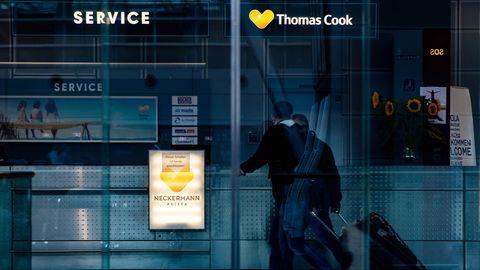 Kunden von Thomas Cook