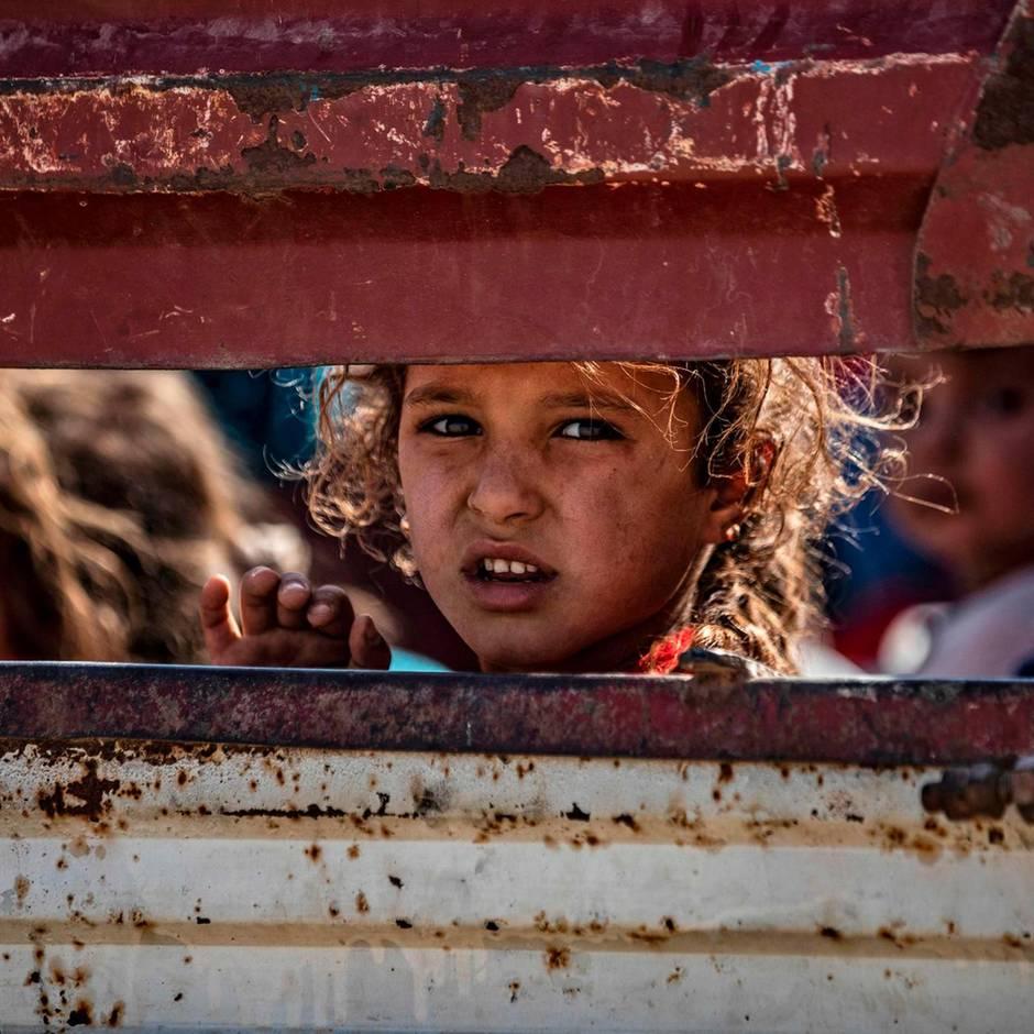Türkei-Offensive in Syrien: Wie die USA und Europa die Kurden im Stich ließen