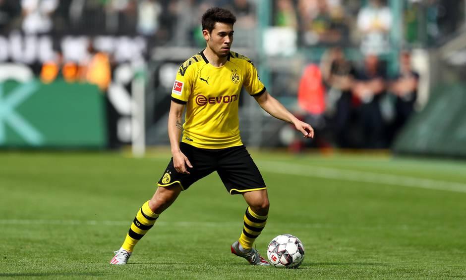 Sport kompakt: Raphael Guerreiro spielt seit 2016 für den BVB