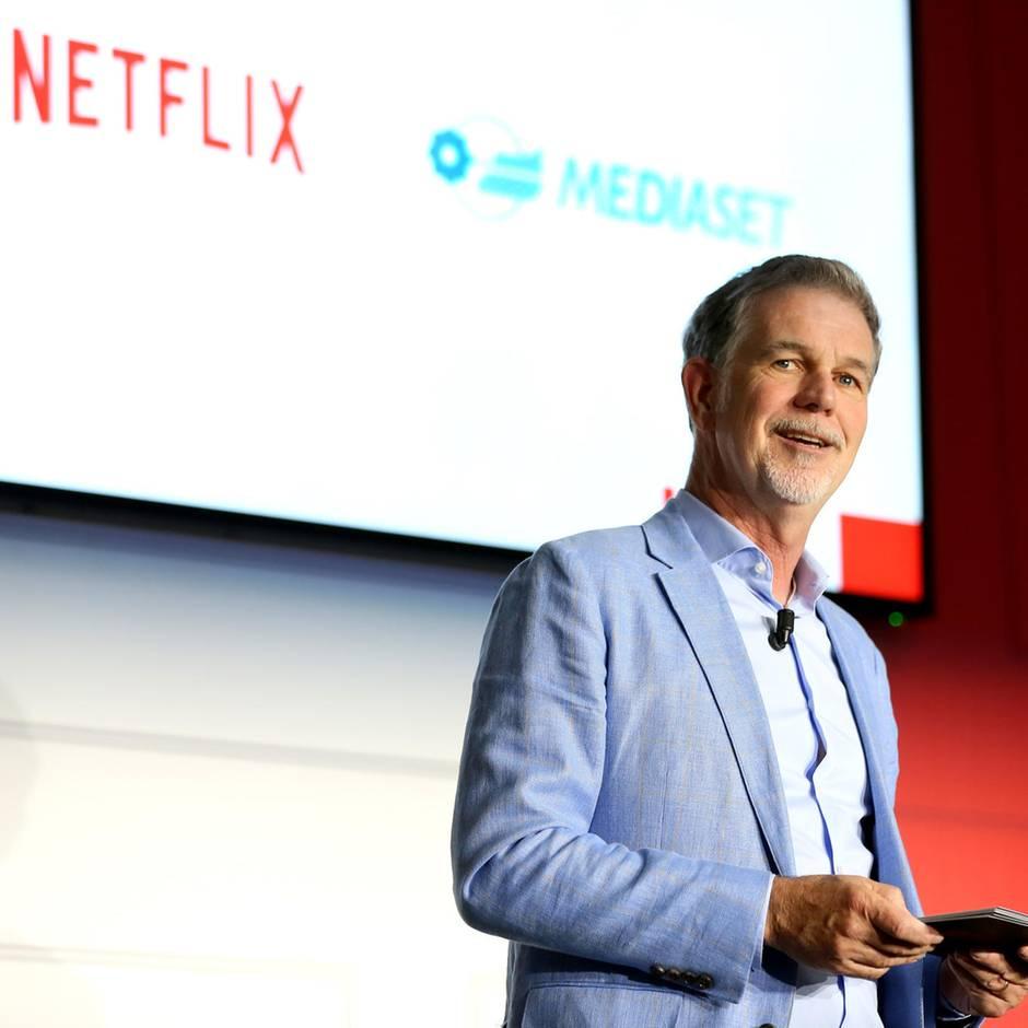Neue Zahlen präsentiert: Noch einmal durchatmen, dann wird es für Netflix ungemütlich