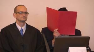 Der Angeklagte bekennt sich zu seinen Taten im Konzentrationslager Stutthof