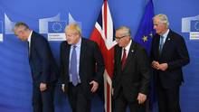 EU stimmt Brexit-Deal zu
