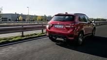 Der Mitsubishi ASX 2.0 FWD ist ab 20.990 Euro zu haben