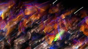 sport kompakt - Fans des FC Barcelona bei einem Spiel des katalanischen Top-Klubs