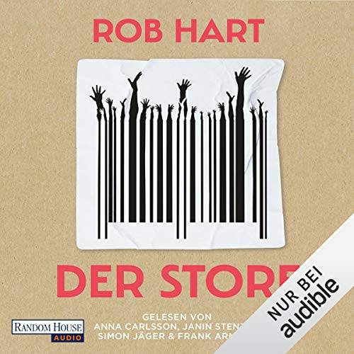 Cover the Store, Rob Hart