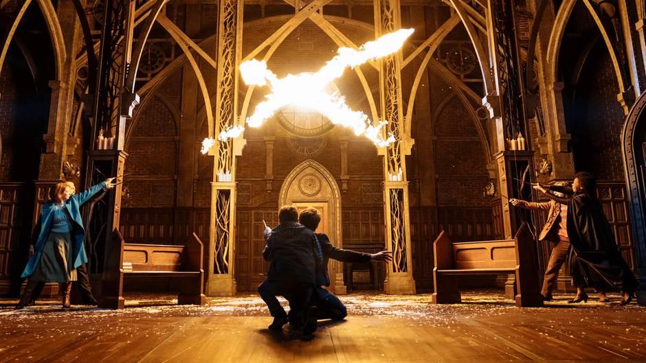"""Trailer zu """"Harry Potter und das verwunschene Kind"""""""