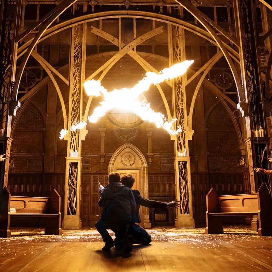 """Theaterstück in Deutschland: Hier ist der offizieller Trailer für """"Harry Potter und das verwunschene Kind"""" in Hamburg"""