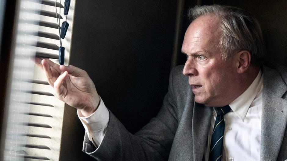 """""""Tatort: Angriff auf Wache 08"""" mit Ulrich Tukur"""