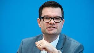 Marco Buschmann, FDP-Bundestagsabgeordneter aus Gelsenkirchen und Generalsekretär seiner Partei