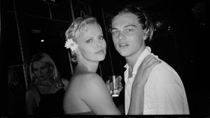Charlize Theron und Leonardo DiCaprio
