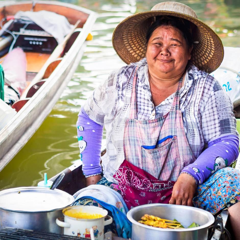 Weg vom traditionellen Essen: Südostasien hat ein Problem: Die Menschen sind zu dick – welche Rolle der Wohlstand darin spielt