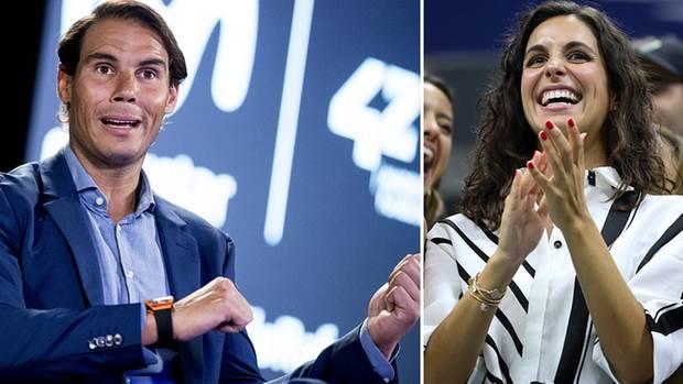 Rafel Nadal hat seine FreundinMaría Francisca Perelló geheiratet