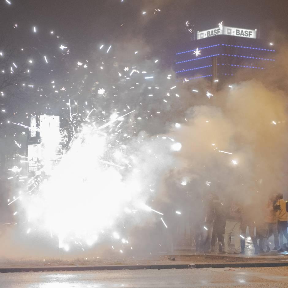 Bundesratsinitiative: Verbot von privatem Silvesterfeuerwerk: Berlin macht ernst
