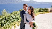 Vip News: Hochzeitsfotos von Rafael Nadal und seiner Frau Mery