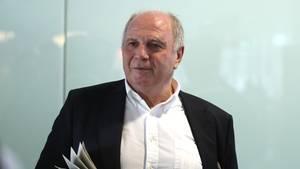 Bayern-Präsident Uli Hoeneß glaubt, dass die Saison für Niklas Süle gelaufen ist