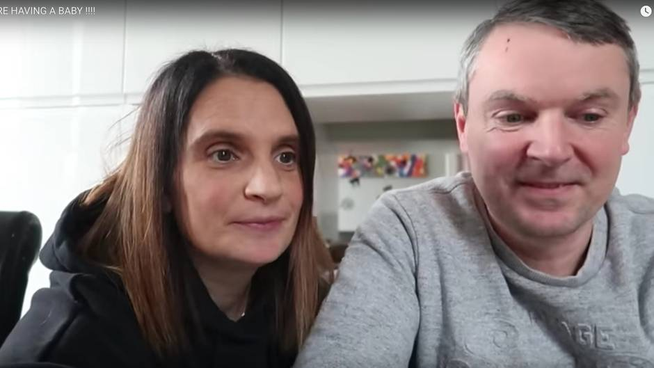 Sue und Noel Radford
