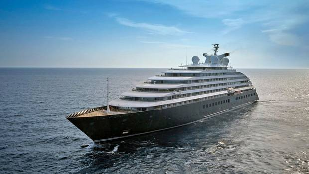 """Die """"Scenic Eclipse"""" hat im August 2019 bereits ihre Jungfernfahrt absolviert ©Scenic Luxury Cruises & Tours"""
