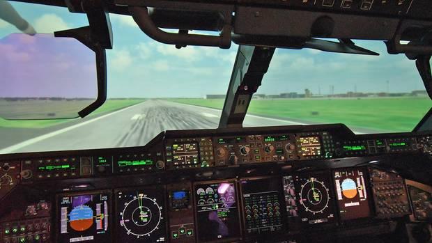 A400M Simulator