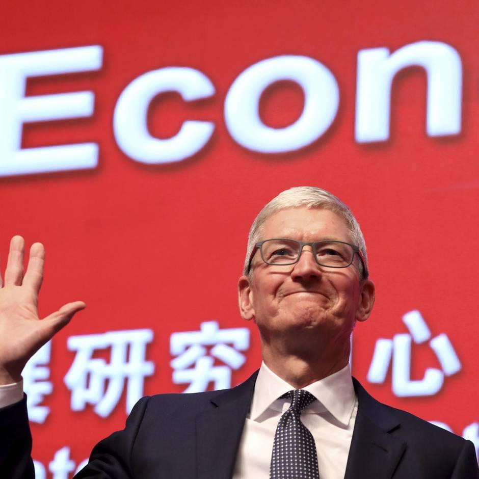 Zwischen Regen und Traufe: Apple und das große China-Dilemma