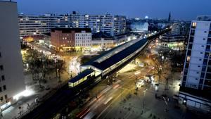 Kokain-Taxis sollen in Szenestadtteilen Kreuzberg, Neukölln, Friedrichshain unterwegs sein