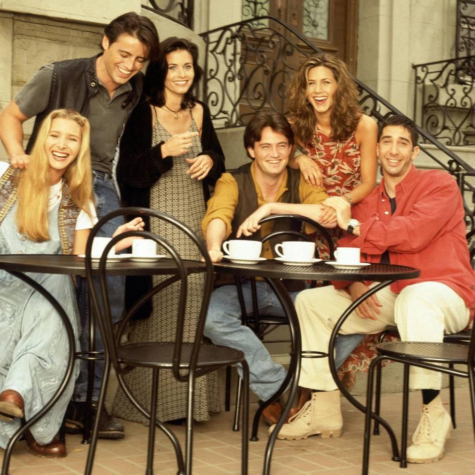 """Comeback der Kultserie: Nach Netflix-Aus: Hier könnt ihr """"Friends"""" bald wieder streamen"""