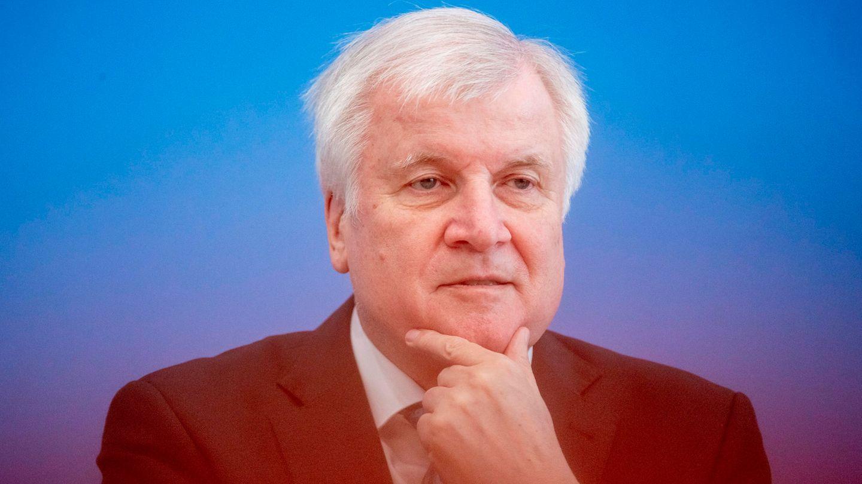 CSU-Mann Horst Seehofer wittert eine Verschwörung gegen sich