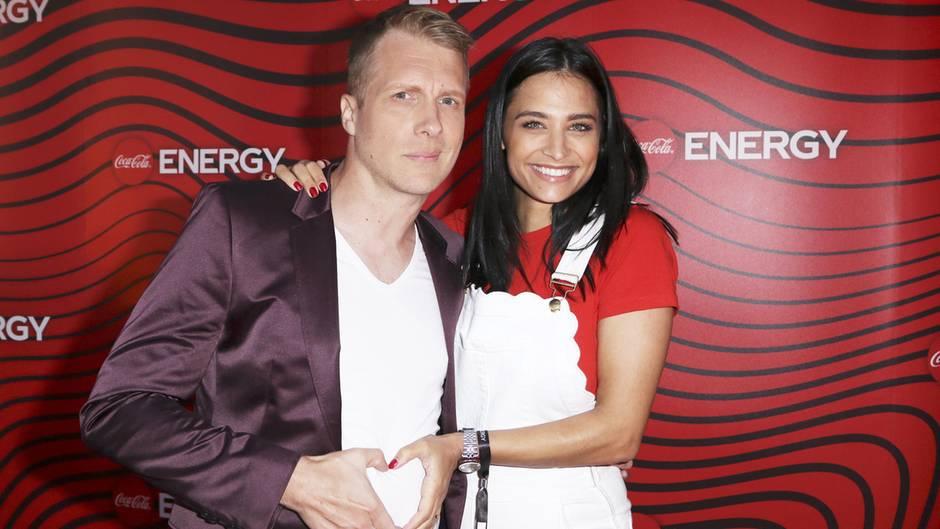 Oliver Pocher hat seine Freundin Amira Aly geheiratet