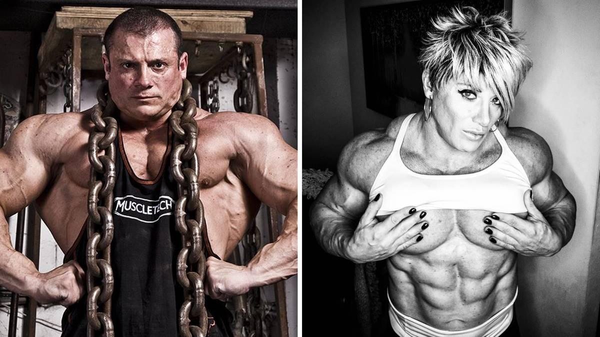 Trans-Bodybuilder: Matt ist jetzt Janae Marie: Wie der stärkste Mann der Welt zur Frau wurde