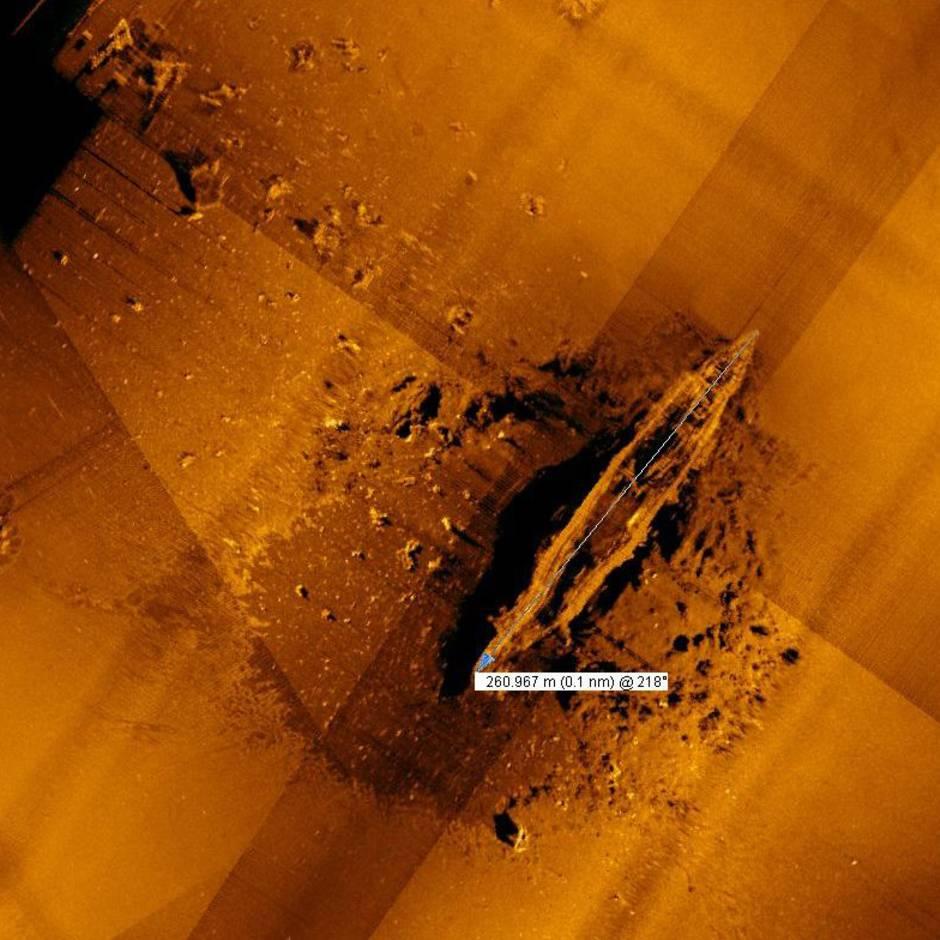 """""""Akagi"""" sank im Zweiten Weltkrieg: Forscher entdecken Wrack von vermisstem Flugzeugträger in 5490 Metern Tiefe"""