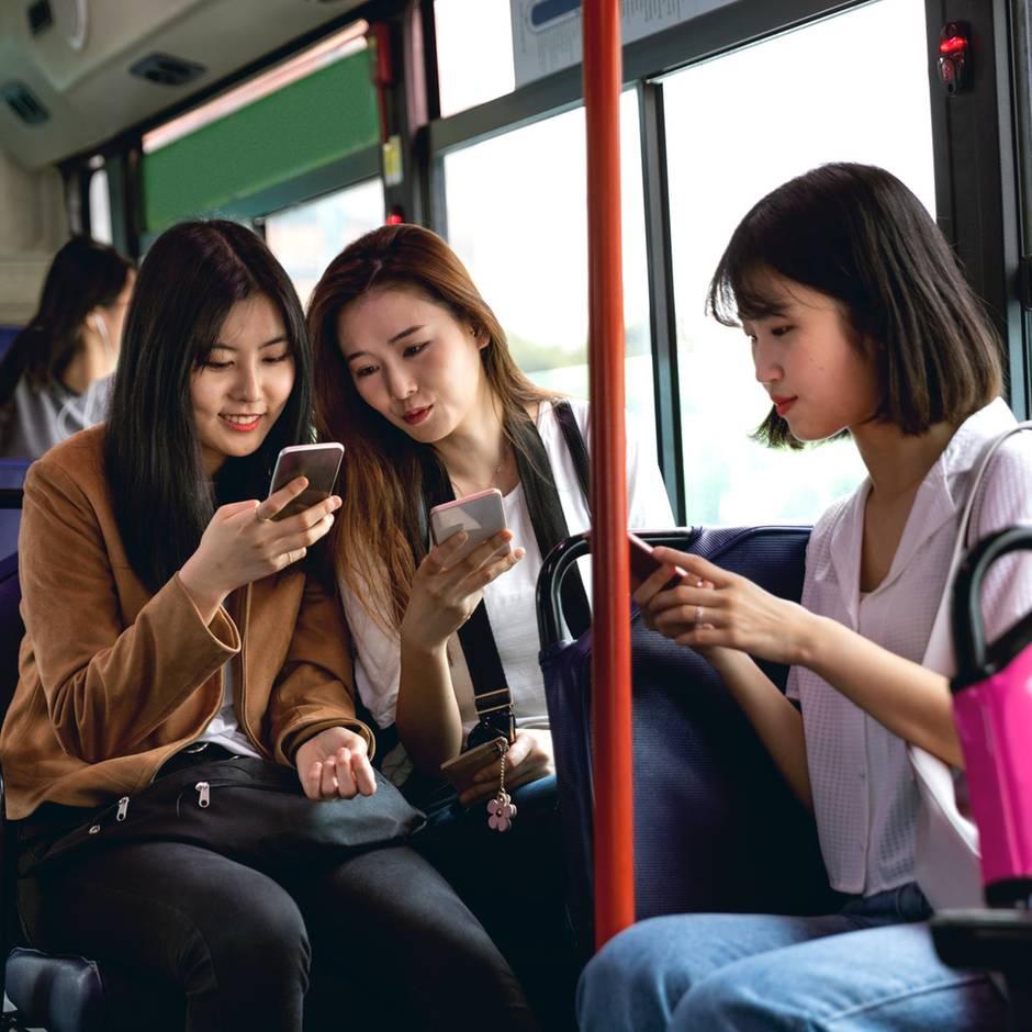 Südkorea: 16-jährige Koreanerin geht freiwillig in ein staatliches Entzugscamp – wegen ihrer Handysucht