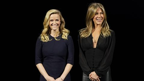 Reese Witherspoon und Jennifer Aniston