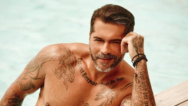 """Bachelor in Paradise"" Aurelio Savina"