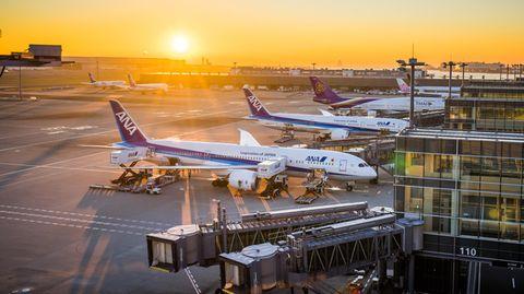 Tokio-Haneda Airport