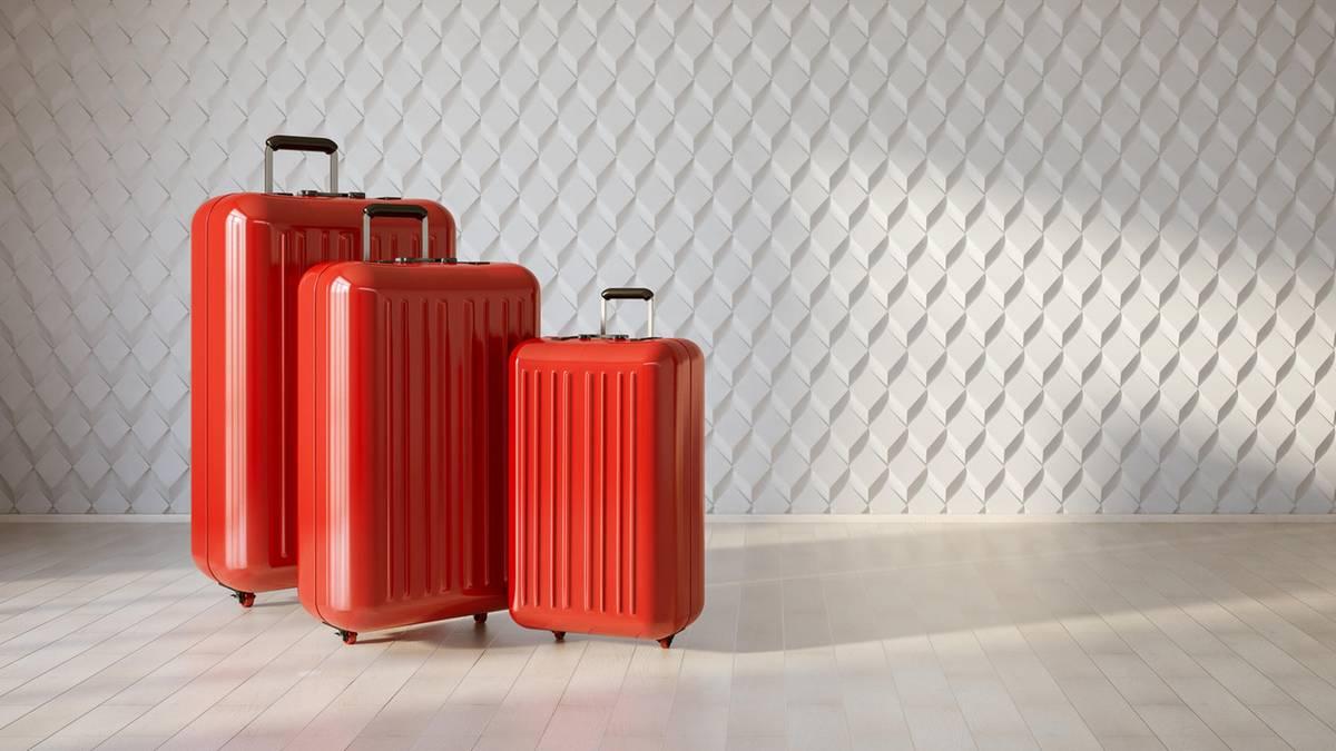 Groß oder klein — welche Koffergröße soll es sein?