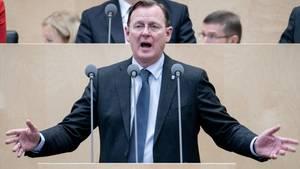 Bodo Ramelow: Thüringens Ministerpräsident kämpft um sein Amt