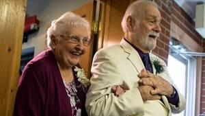 BobHarvey und Annette Callahan