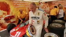 sport kompakt - jody scheckter 40 jahre nach dem wm-titel im rennoverall
