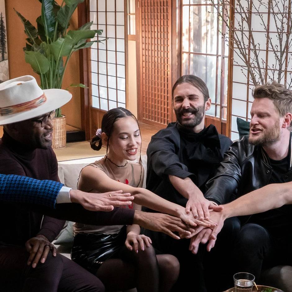 """Netflix, Amazon Prime Video und Co.: Überraschung für Fab-Five-Fans: Die neue Staffel """"Queer Eye"""" geht in Japan weiter"""