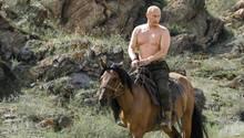 Sibirien: Campen wie Wladimir Putin in der südlichen Tuwa