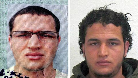 Der Breitscheidplatz-Attentäter Anis Amri