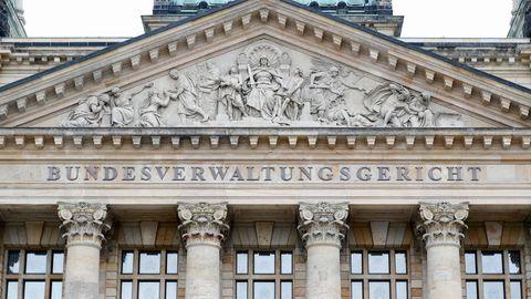 Das Bundesverwaltungsgericht prüft, ob zwei Lehrer in Berlin trotz des Besitzes von Kinderpornografie Beamte bleiben können